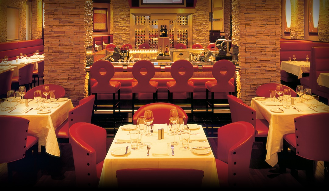 Award Winning Steakhouse In NW Vegas The Charcoal Room