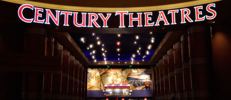 Century Theater inside Santa Fe Station Hotel & Casino