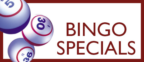 Bingo Specials at Santa Fe Station