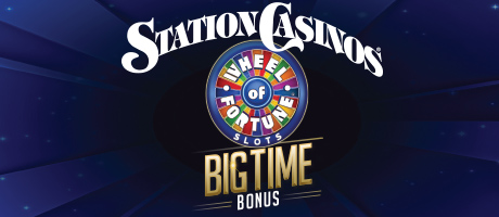 WOF Big Time Bonus
