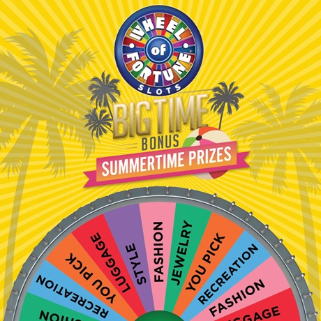 Big Time Bonus Summertime Prizes