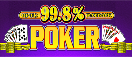99.8% Payback Video Poker