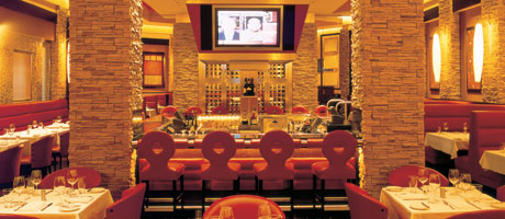The Charcoal Room at Santa Fe Station Hotel & Casino