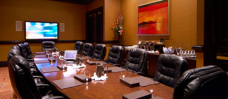 Business meeting & conference room