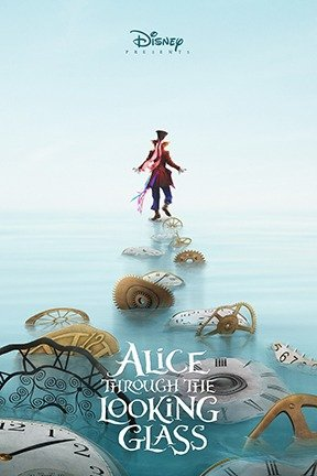 Alice Through the Looking Glass 3D